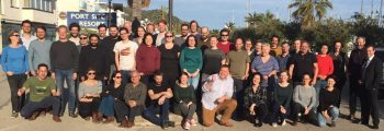 Kick-off meeting in Sitges
