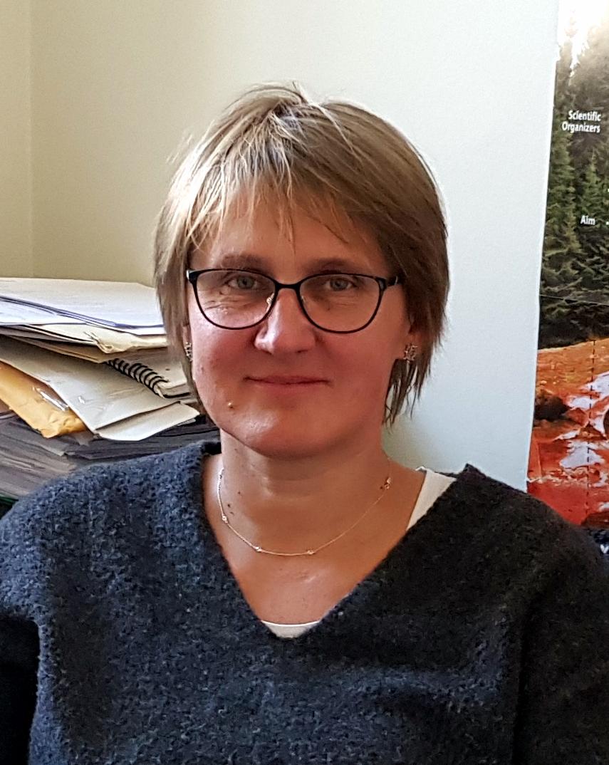Dr Ivika Ostonen